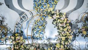 【诺言婚礼】95%的新娘喜爱婚礼风格