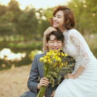 高端套餐唯美韩式系列婚纱照