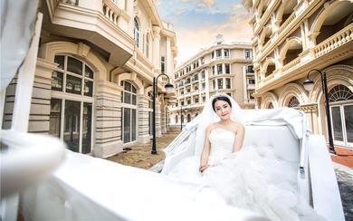 艾斯薇婚礼会馆-节庆广场教堂