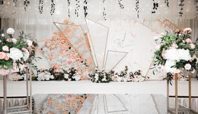【姜爱婚礼定制】低价限时抢购 爆款小清新婚礼套系
