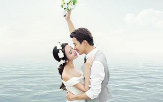 【小清新婚纱照】甜蜜爱恋