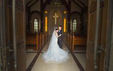 【蓝朵摄影】南湖婚纱照  8服8造  全程一对一