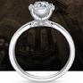 壹爱钻石订婚结婚钻戒——深刻
