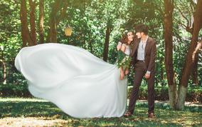 【婚礼纪专享】全新主题/服装通选/特色外景拍摄