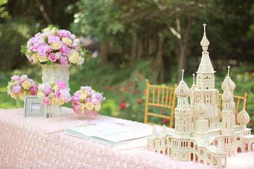 一朵婚礼一个故事