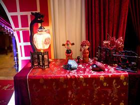 【佳合婚典】中式婚礼之百年好合