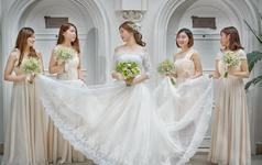 MUSES高级婚纱礼服-幸福分享