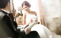 Queen --郑州韩式宫殿婚纱照