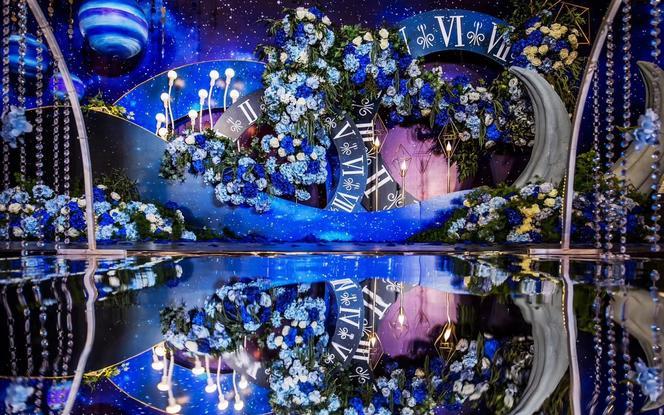星空永恒  蓝色神秘  星月都送你  星空婚礼