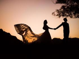 【创意婚礼跟拍】首席摄影师+签约摄影师双机位拍摄