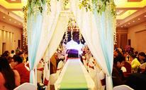 创意简约婚礼风——长沙星沙最优惠婚庆套餐