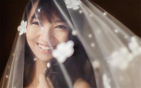 跟妆客片︱爱笑的新娘幸福满满