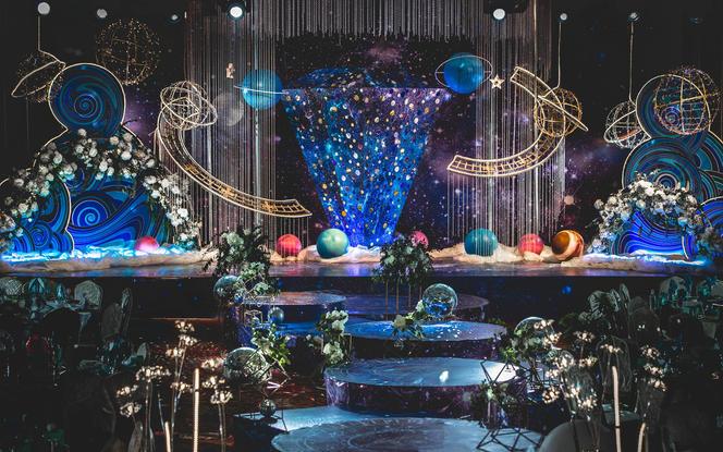 【喜鹊婚礼】星愿·【plus】夜空中最亮的 你