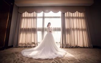 【婚礼摄像】迎亲+酒店全程视频摄像(总监)单机位