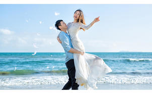 【预订即送机票】婚礼+婚纱|一站式目的地旅行婚礼