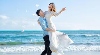 婚礼+婚纱|一站式目的地旅行婚礼