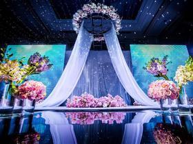 〖予子婚礼定制〗柔美公主风婚礼含四大送个性婚车花