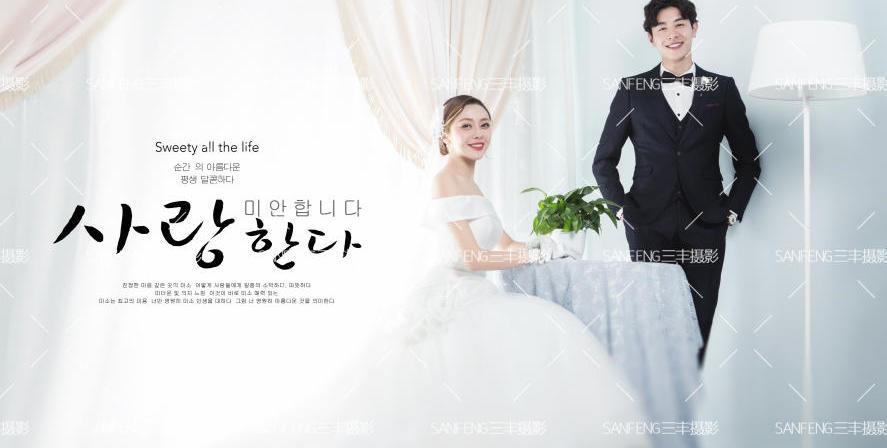 【三丰摄影】价值7999元韩式澳门金沙官网_官方网站,仅售2888