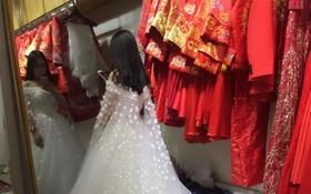 女王格调婚纱馆新娘全天跟妆造型