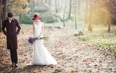 【自然风】浓浓的秋色,我们相遇在浩瀚的人海