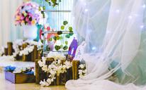『婚礼管家』浪漫鲜花婚礼布置