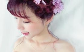 长沙新娘跟妆 小尹造型总监首推跟妆加婚纱套餐