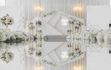 【喜结良缘】纯色小清新婚礼   大折扣套餐