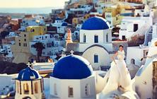 穿着婚纱去旅行—【希腊圣托里尼】
