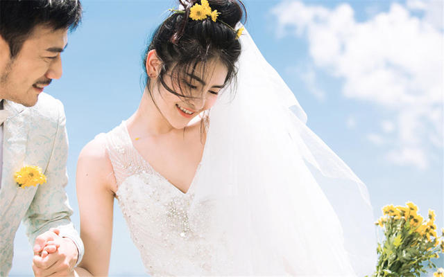 【深圳天长地久·新主题】浪漫白纱