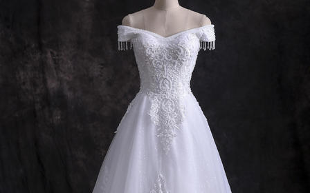 优雅公主系列婚纱新品发布