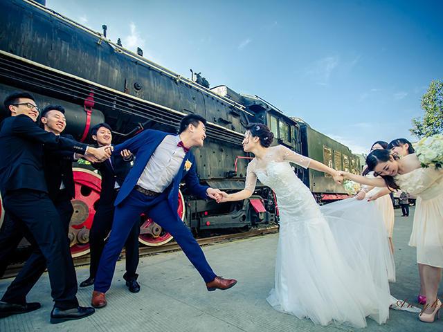 婚礼跟拍——我们的记忆