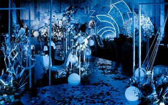 【秋季特价】静·秘·银色与蓝色的交融