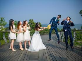 【全首席省心婚礼套餐】摄影单机+摄像单机+跟妆