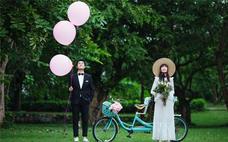 【米兰新娘】--草坪小清新
