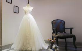 【维多利亚】 - 一件有秘密的婚纱