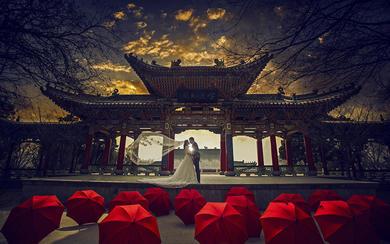 迈克摄影最新婚纱客片分享