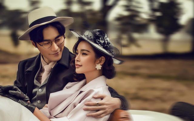 《金色经典婚纱摄影》法式浪漫系列