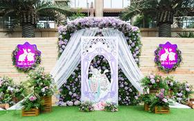 安妮塔婚礼馆 | Peter Rabbit
