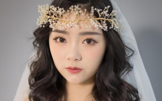 【SIA希雅】总监档——新娘早妆定制-1个妆容