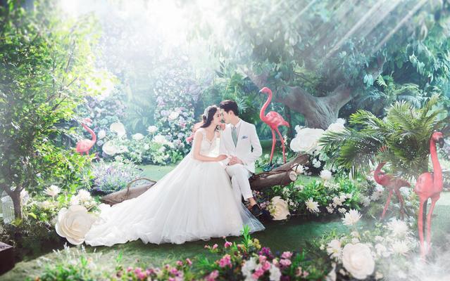 罗门最新高端拍摄基地【莫奈花园】--秘密花园系列