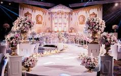 -蜜途婚礼-淡粉色系-白金汉宫