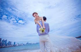 帆映像婚纱摄影【真实客照】展示--邱培娜夫妇