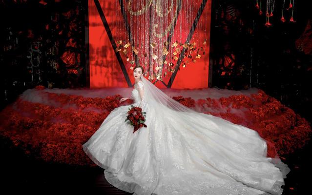 【庄容婚纱】人气网红婚纱案例