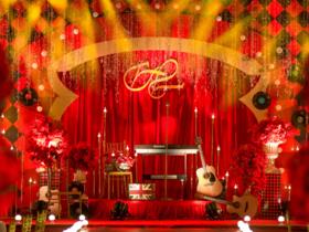 铂宫《音乐厅》欧式主题定制,绵阳梦工厂婚礼出品