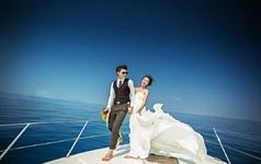 零下八度婚纱摄影—游艇会