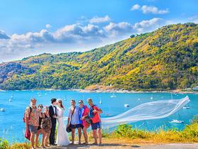 普吉岛浪漫旅拍婚纱照