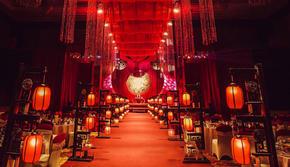 【明星同款】520放肆爱-挚爱如火热销中式婚礼