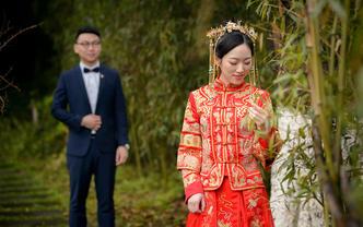 婚礼视频摄像-首席档-双机位