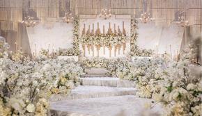 Love story—梦幻香槟婚礼