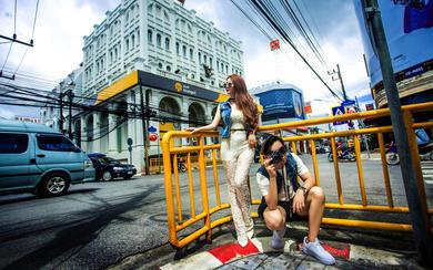 聚焦:泰国时尚创意系列客片欣赏,,,,